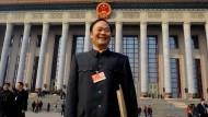 Der chinesische Autounternehmer Li Shufu ist schon heute der wichtigste Daimler-Aktionär.