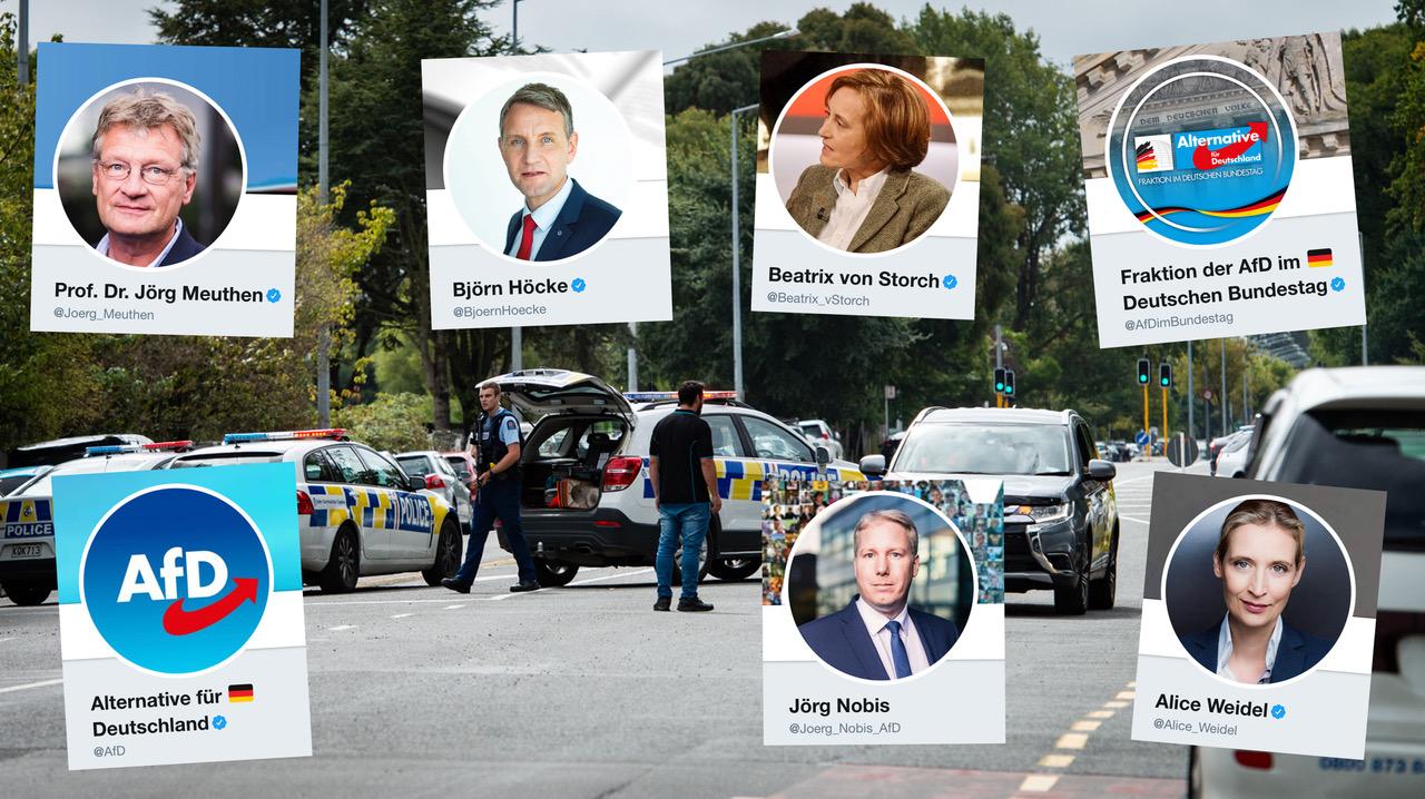 Terroranschlag Neuseeland Video Facebook: Mysteriös: AfD-Politiker Haben Noch Gar Nichts Zu